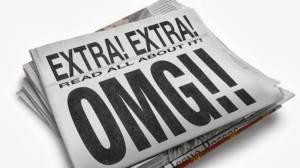 News OMG extra extra