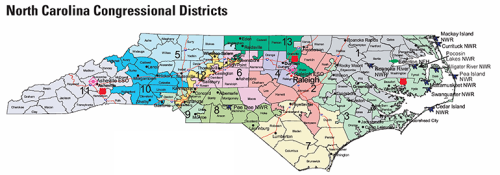 Congressional_Districts_USFWS_nc