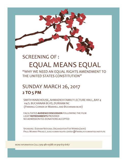 equalmeansequalposter-durham-26mar17