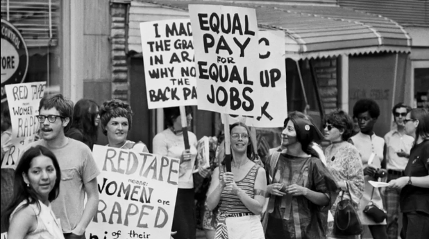 an overview of the second wave of the womens movement Find a summary, definition and facts about second wave feminismfor kids second wave feminism and the women's rights movement interesting facts about second wave feminism for kids.