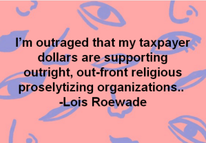 Quote from Lois Roewade